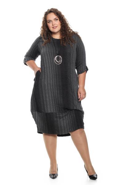 Арт. 719632 - Платье с шарфом