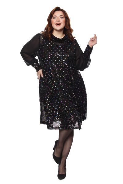 Арт. 605456 - платье с сорочкой