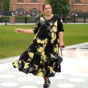 Платья осень 2020