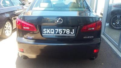 LEXUS IS250 in