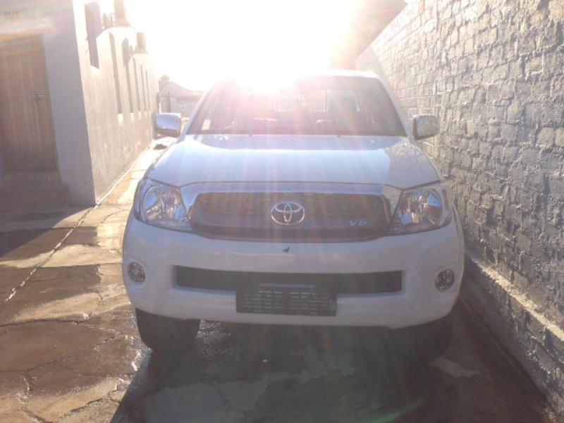Toyota Hilux VVT-I in