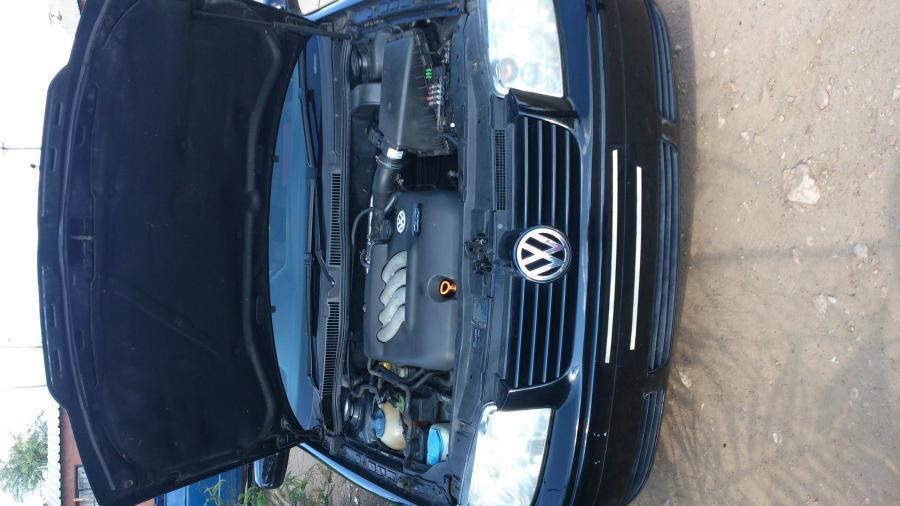 Volkswagen Bora in