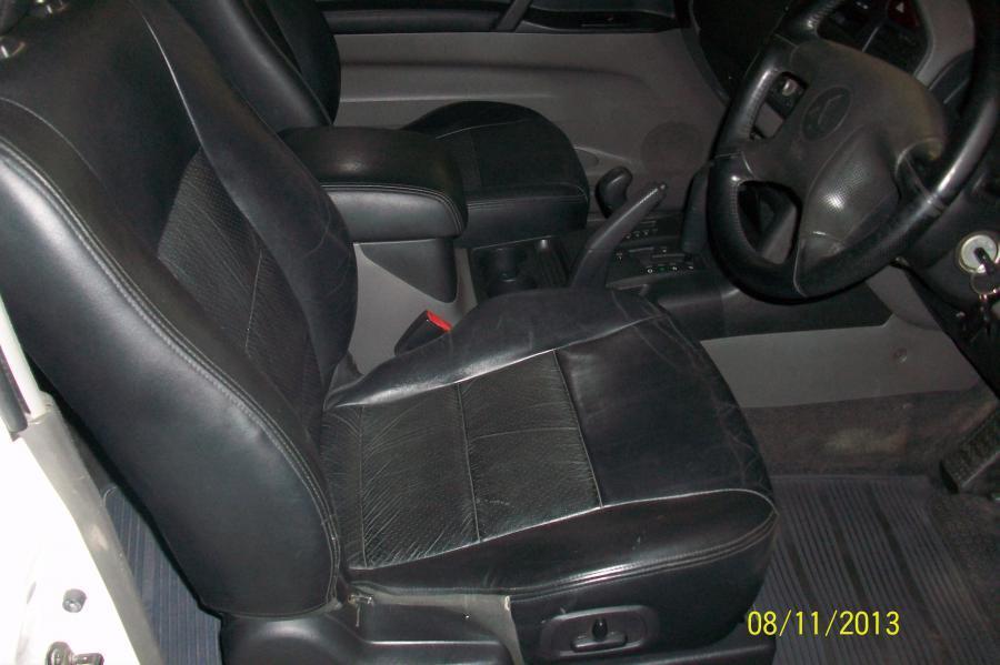 Mitsubishi Pajero DID in