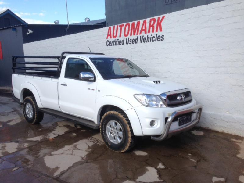 Toyota Hilux D4D in
