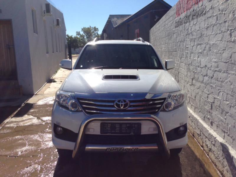 Toyota Fortuner D4D in