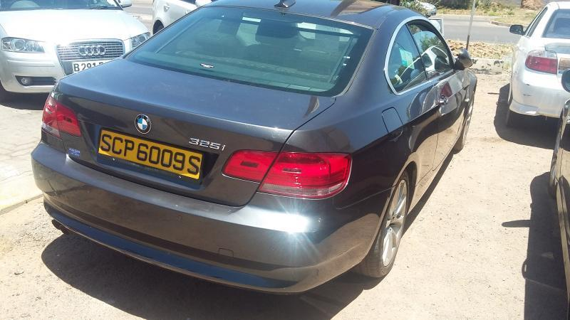 BMW 325 in