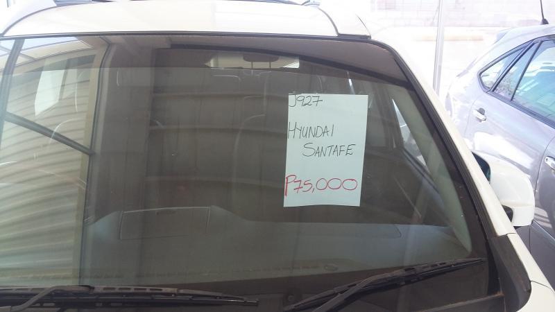 Hyundai Santafe in