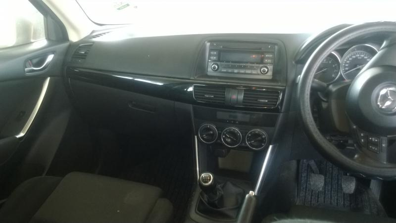 Mazda CX-5 in