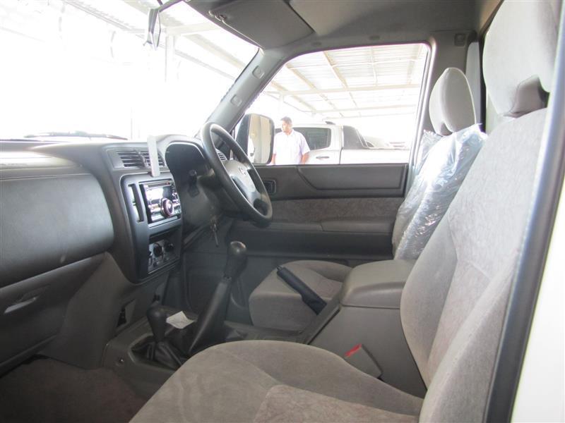 Nissan Patrol in