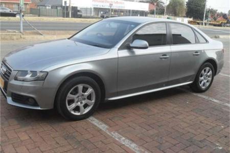 Audi A4 A4 in