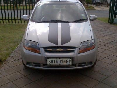 Chevrolet Aveo in