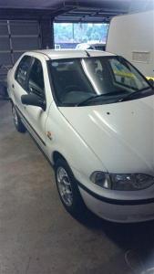 Fiat Siena in