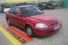 Honda Ballade in