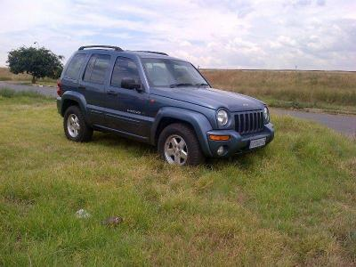 Jeep Cherokee in