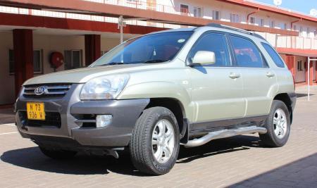 Kia Sportage 2005 Model in