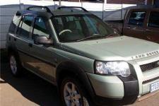 Land Rover Freelander in