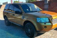 Land Rover Freelander 2 in