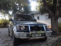 Mitsubishi Pajero in