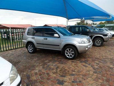 Nissan X - Trail in