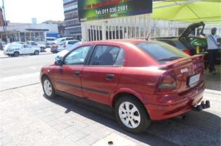 Opel Astra Astra in