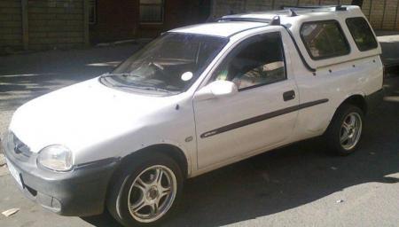 Opel Corsa in
