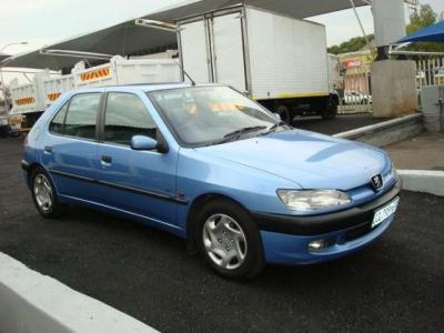 Peugeot 306 in