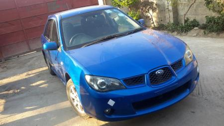 Subaru Impreza Sports in