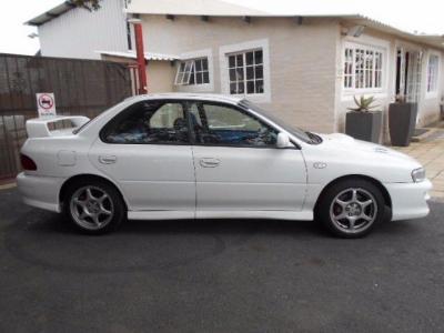 Subaru Impreza in