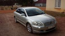 Toyota Avensis in