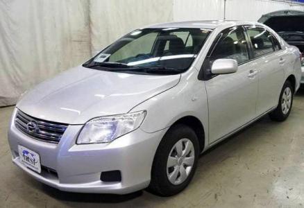 Toyota Corolla TOYOTA COROLLA AXIO in