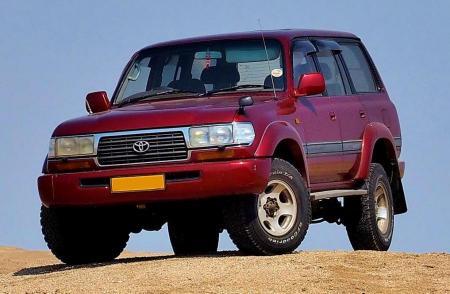 Toyota Land Cruiser VX Limited in