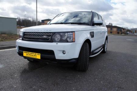 Land Rover Range Rover Sport SDV6 HSE in