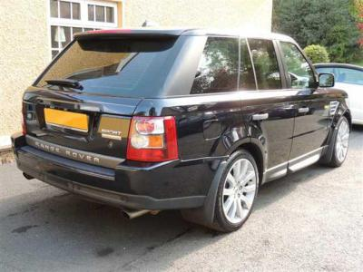 Land Rover Range Rover Range Rover Sport Supercharged in