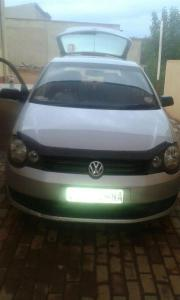 Volkswagen Polo Vivo in