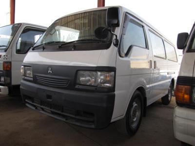 Mitsubishi Delica in