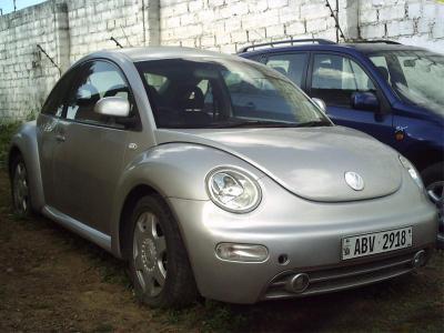 Volkswagen Beetle in