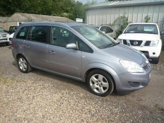 Opel Zafira in