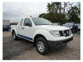 Nissan Navara King Cab Puck Up Trek in