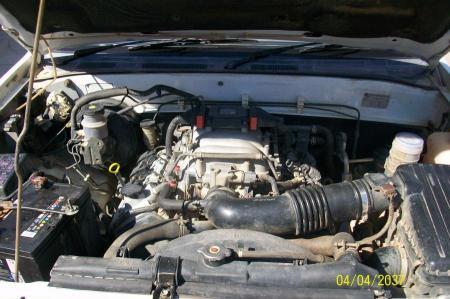 Isuzu KB 300 320 v6 in