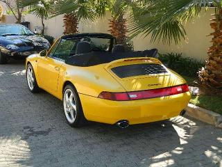 Porsche 911 993 in