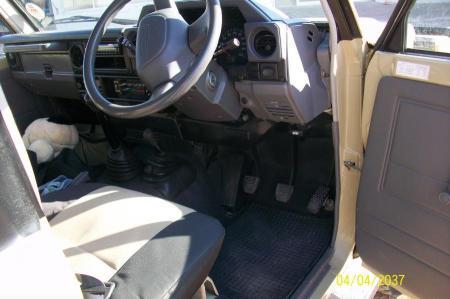 Toyota Land Cruiser efi in