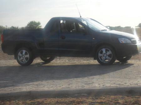 Chevrolet Corsa in