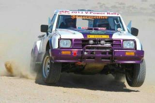 Toyota Hilux RACING BAKKIE TURBO in