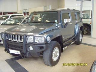 Hummer H3 Lux Auto in