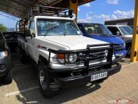 Toyota Land Cruiser in