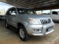Toyota Land Cruiser Prado D4D in