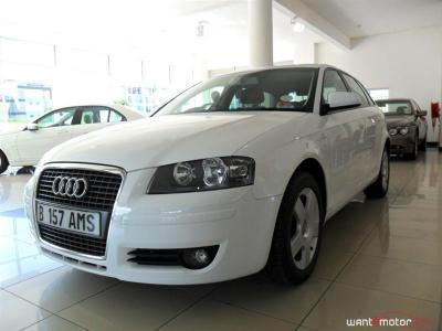 Audi A3 TDi in