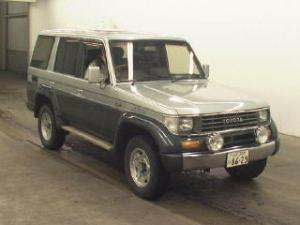 Toyota Land Cruiser Prado in