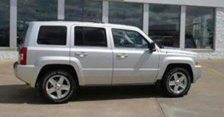Jeep Patriot Limited in