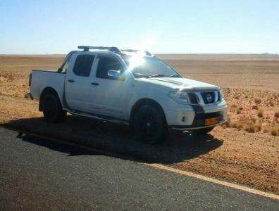 Nissan Navara in
